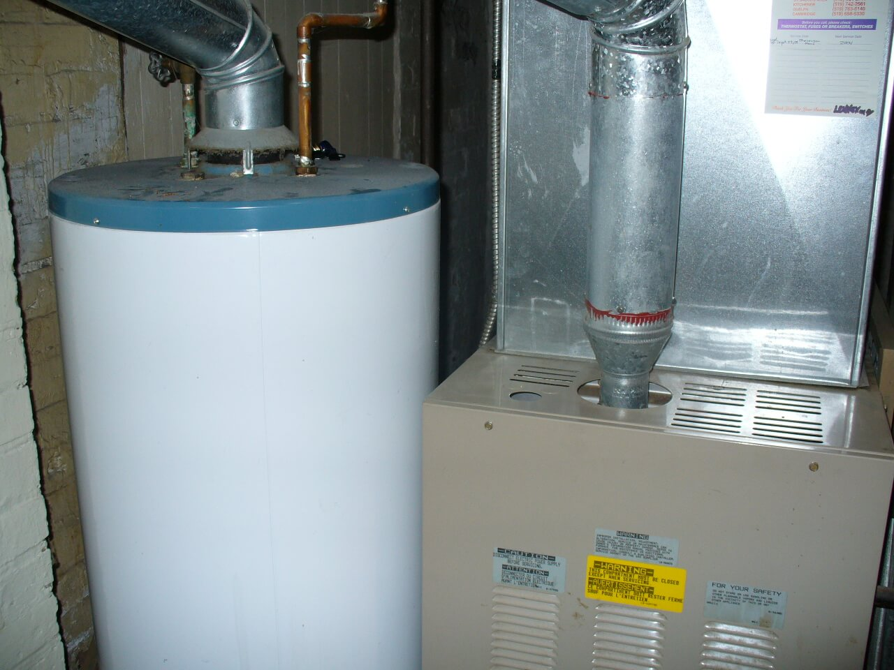 vented-water-heater-and-furnace